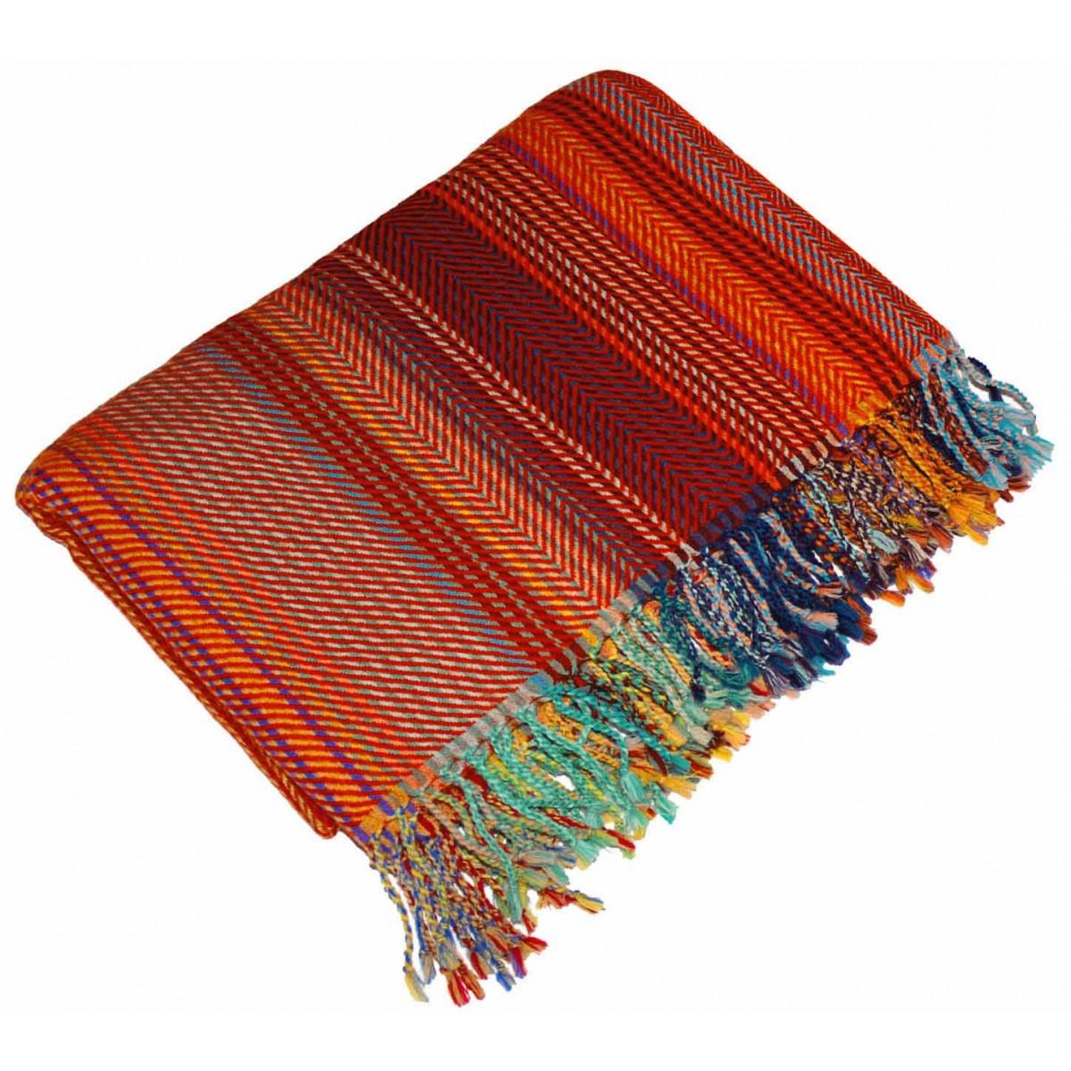 df973616a08bfd Schal, Krawatte & Decken - der Online Shop! Flauschige Wolldecke ...