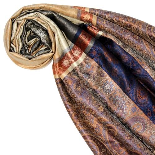 3a198c4281b6fa Schal, Krawatte & Decken - der Online Shop! Seidenschal Pashmina ...