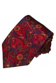 Rote Krawatte mit dunklem blau kaufen