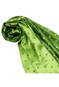 Pashmina Punkte grasgrün grün LORENZO CANA