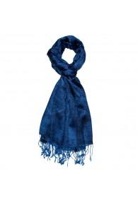 Herren Schaltuch Paisley blau dunkelblau LORENZO CANA