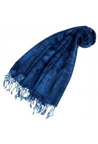Pashmina Paisley blau dunkelblau LORENZO CANA