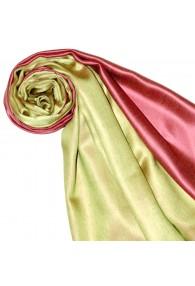 Pashmina hellgrün beige rosa LORENZO CANA