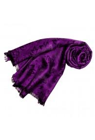 Pashmina Paisley violett LORENZO CANA