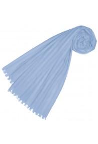 Halstuch für Frauen weich blau LORENZO CANA